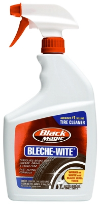 Bleach Tire Cleaner, 32-oz.