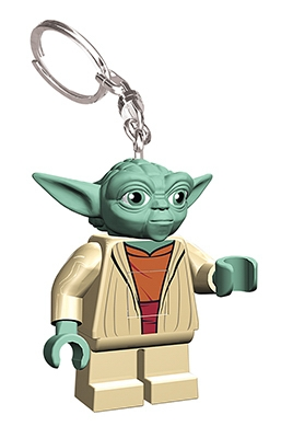 LED Key Chain, Yoda