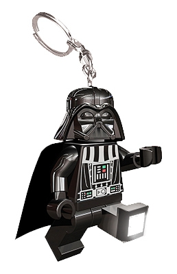 LED Key Chain, Darth Vader
