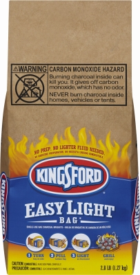 Easy Light Charcoal Bag, 2.8-Lb.