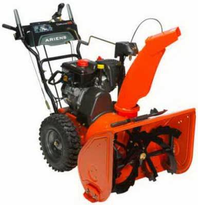 Deluxe Snow Blower, 2-Stage, 254cc Electric-Start Engine, 28-In.