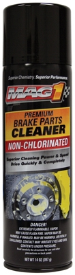 Premium Chlorinated Brake Parts Cleaner, 14-oz.