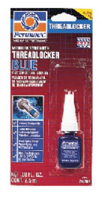 Threadlocker Blue, Medium-Strength, 2.5-mL Bottle