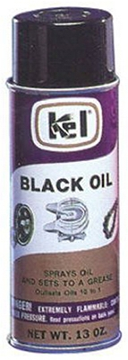 Black Oil Grease, 11.25-oz.
