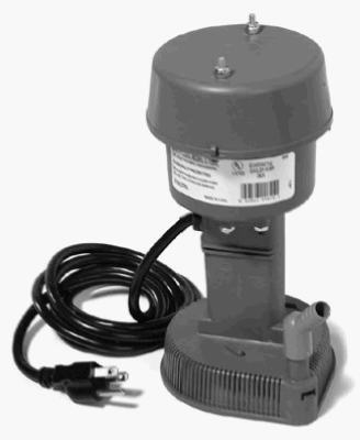 Evaporative Cooler Pump, 6,500 to 10,000 CFM, 120-Volt