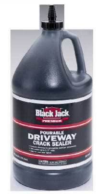 Pourable Driveway Crack Sealer, 3.6-Qt., Must Purchase in Quantities of 6