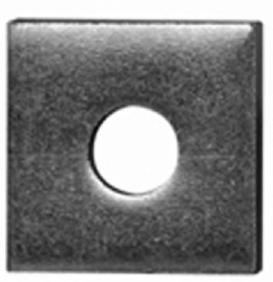 5-Pack 3/8-Inch Square Strut Washers