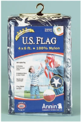 4 x 6-Ft. Nylon Replacement U.S. Flag