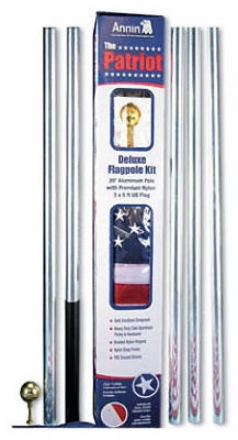 20-Ft. Patriot Aluminum Pole Kit