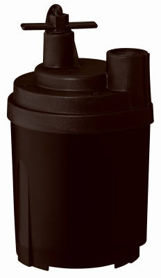 Submersible Utility Pump, 1/6-HP Motor, 1470-GPH