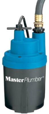 Smart Geyser Automatic Submersible Utility Pump,  .25-HP Motor, 1800-GPH