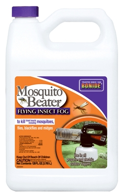 Mosquito Beater Flying Insect Fog, 1-Gal.