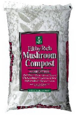 Filthy Rich 1-Cu. Ft. Mushroom Compost