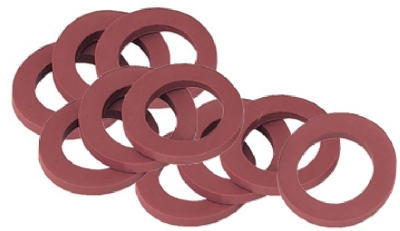 10-Pack Rubber Hose Washers
