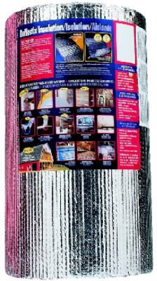 Insulation, Double Bubble Foil, Sold In-Store by the Foot