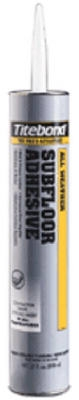 All-Weather Subfloor Adhesive, 29-oz.