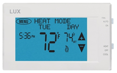 7-Day Programmable Touch Screen Thermostat