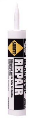 Siliconized Acrylic Latex Asphalt/Blacktop Repair, 10.3-oz.
