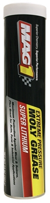 Super Lithium EP Moly Grease, 14-oz.