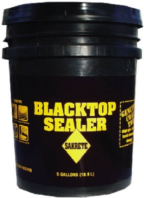 Blacktop Sealer, 5-Gals.