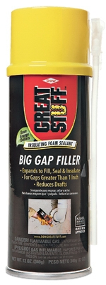 Big Gap Triple Expanding Foam Sealant, 12-oz.