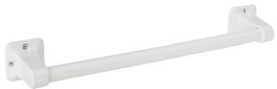 Residential Grab Bar, White, 16-Inch