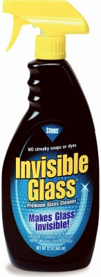 22-oz. Invisible Glass Window, Windshield And Mirror Cleaner