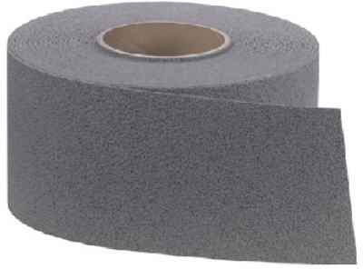 3m Safety Anti-Slip Tread, Medium Duty, Gray, 4-In. x 60-Ft. Roll