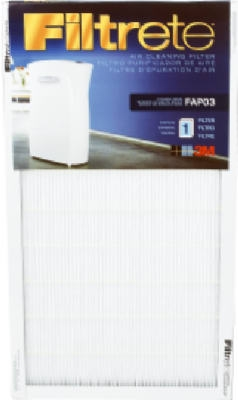 Air Purifier Replacement Filter, for Large Rooms, Must Purchase in Quantities of 4