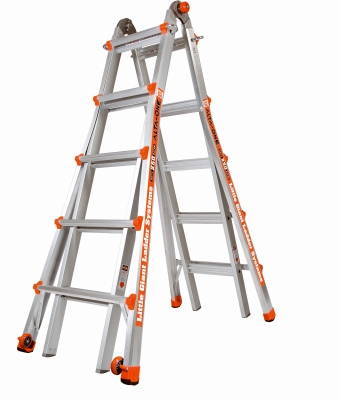 Type 1 Articulating Ladder, 11 to 19-Ft.