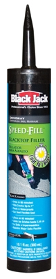 Speed Seal Blacktop Crack Filler, 10-oz.