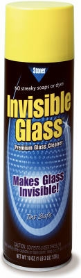 19-oz. Invisible Glass Aerosol Glass Cleaner