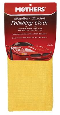 Ultra-Soft Polishing Cloth, 16 x 16-In.