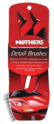 Detail Brush Set, 2-Piece