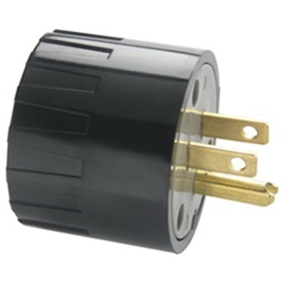 Travel Trailer Adapter, 125-Volt, 15-Amp