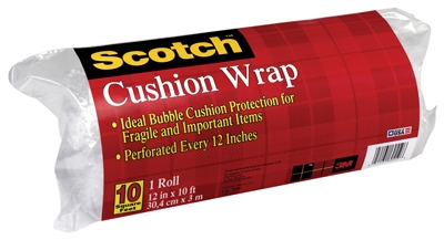 Cushion Wrap, 12-In. x 10-Ft.