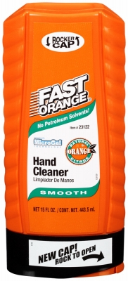 Fast Orange Hand Cleaner, 15-oz.