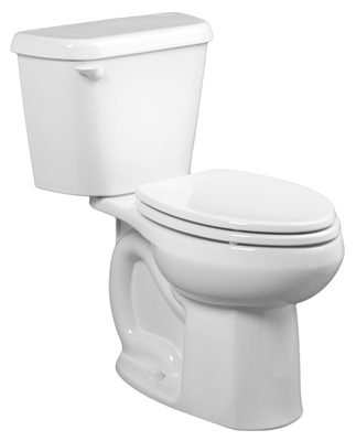 Colony Toilet-To-Go, Elongated, 1.6 GPF, White