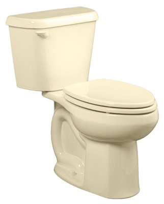 Colony HET Toilet-To-Go, Elongated, 1.28-GPF, Bone