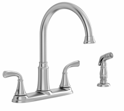 SS 2Hand Faucet/Spray