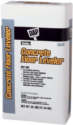 Concrete Floor Leveler, Gray, 25-Lb.
