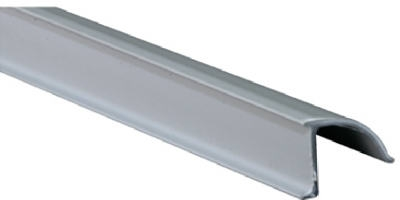 3/8 x 72-Inch Channel Gray Snap