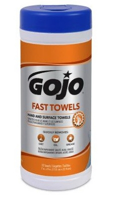 Fast Wipes Hand Towels, 25-Ct.