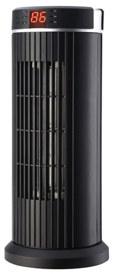Infrared Tower Heater, 1000-Watts