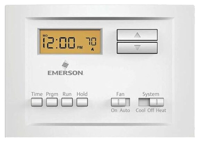 Thermostat, 5-2 Programmable, Single Stage
