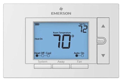 Universal Thermostat, Non-Programmable