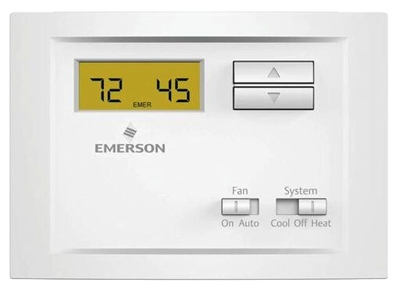 Thermostat, Non-Programmable, Single Stage