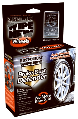 Brake Dust Defender Kit