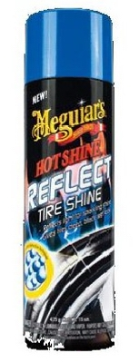 Hot Shine Tire Coating, 15-oz.