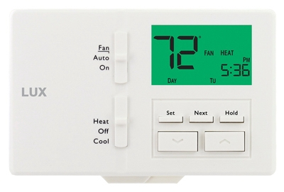 Programmable Thermostat, Customizable Settings